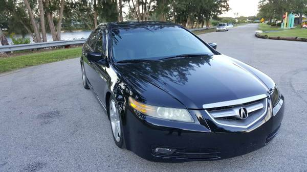2004 ACURA TL **NAVIGATION** $1220 DOWN