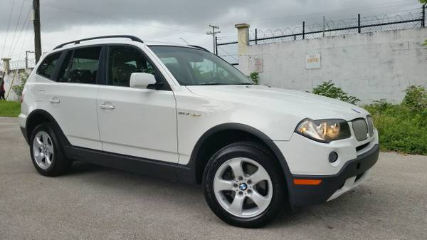 2008 BMW X3 *CLEAN TITLE* $1990 DOWN