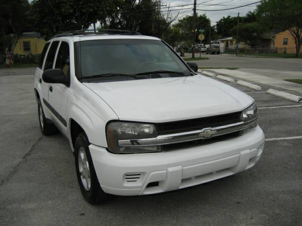 CHEVROLET TRAILBLAZER 2003 2004 2005 2006 2002 CHEVY TRAILBLAZER MI