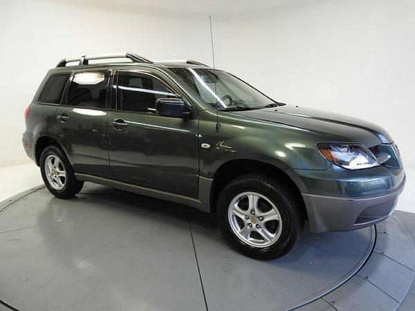 2003 *Mitsubishi* *Outlander* 4d Wagon FWD LS -$500-$1000...