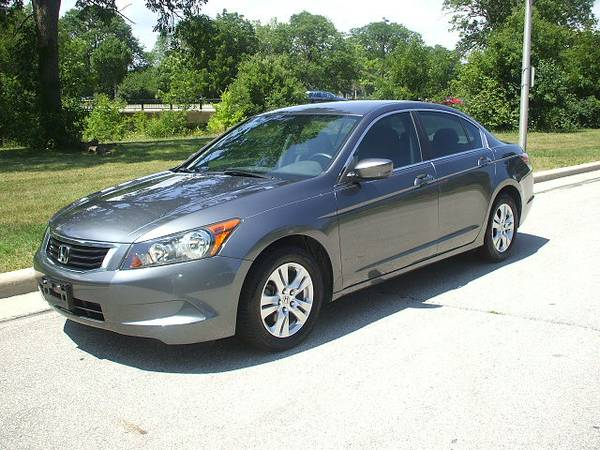 2010 Honda Accord LX-P Only 34000 Miles Alloy Wheels Clean Only