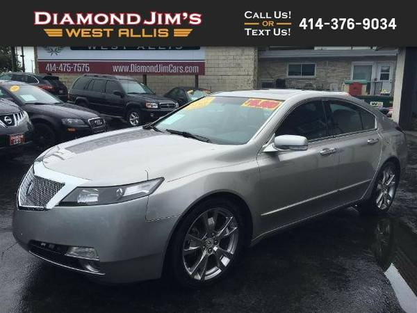 2009 Acura TL 3.7 w/Technology Package