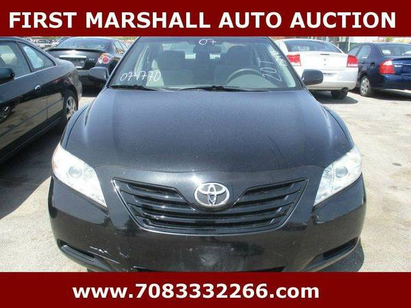 2007 Toyota Camry CE 4dr Sedan (2.4L I4 5A) - First Marshall Auto...