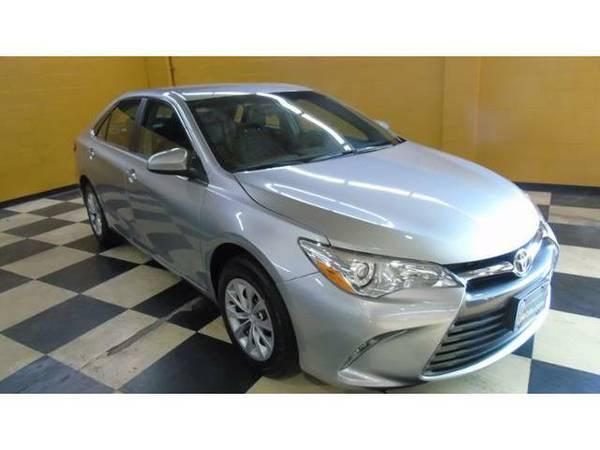 2015 *Toyota Camry* 4dr Sdn I4 Auto XLE (Natl) - Toyota BAD CREDIT OK!