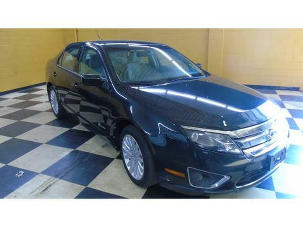 2010 *Ford Fusion* 4dr Sdn Hybrid FWD - Ford BAD CREDIT OK!
