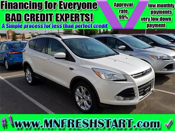 █ 2014 *FORD* *ESCAPE* *BAD* or *NO** *CREDIT* ok! █