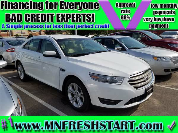 █ 2014 *FORD* *TAURUS* *BAD* or *NO* *CREDIT* ok! █