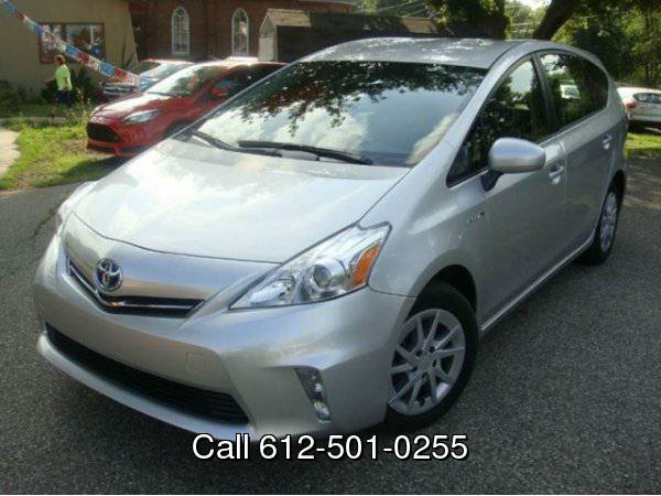 2012 Toyota Prius v Three 4dr Wagon Great Cars At Great Prices!