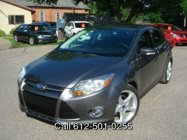 2014 Ford Focus Titanium 4dr Hatchback Great Cars At Great Prices!
