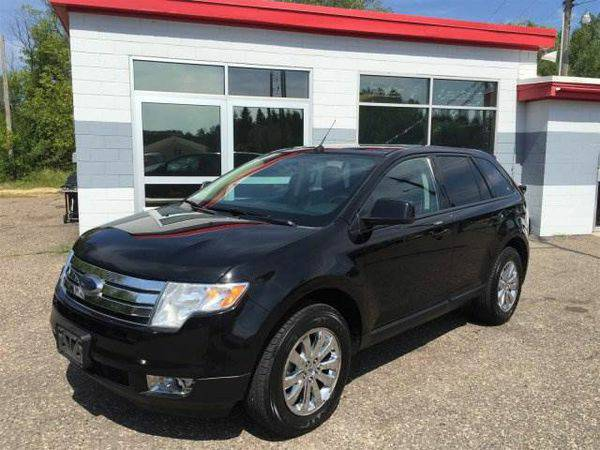 2007 *Ford* *Edge* SEL PLUS ***GUARANTEED CREDIT APPROVAL***