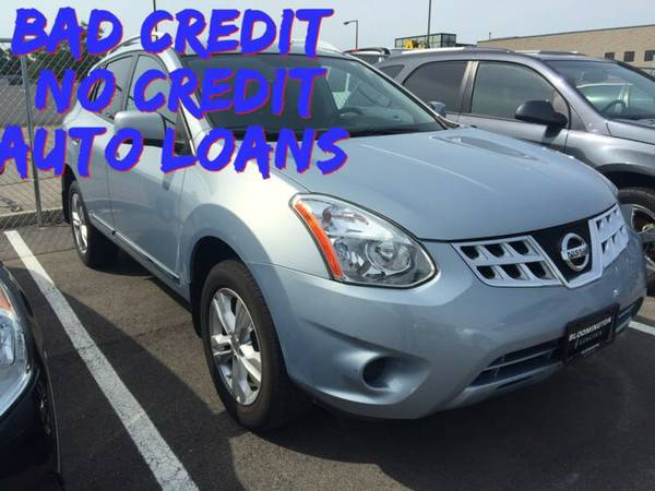 Nissan Rouge**BAD/NO CREDIT FINANCING, PREV. REPO & CREDIT PROBLEMS OK