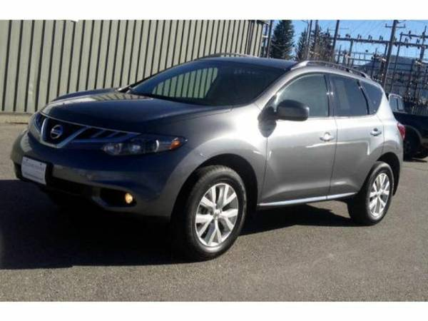 Pre-Owned 2014 Nissan Murano