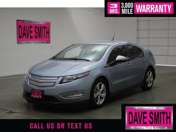2013 Chevrolet Volt Premium w/Nav.Sys.