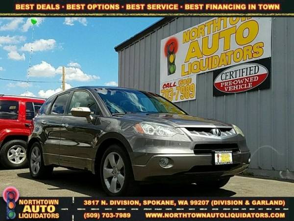 2007 Acura RDX Sport/Tech package
