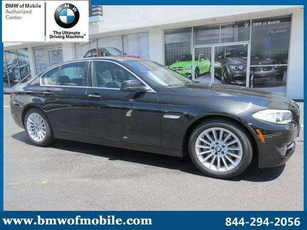 2013 BMW 5 Series - *JUST ARRIVED!*