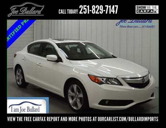 2014 Acura ILX 2.0L Technology Package