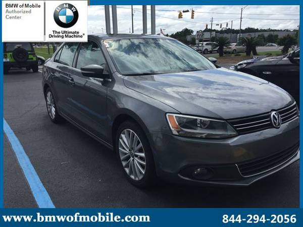 2012 Volkswagen Jetta Sedan - *JUST ARRIVED!*