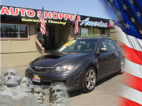 2008 *Subaru* *Impreza* -YOU JOB IS YOUR CREDIT!!