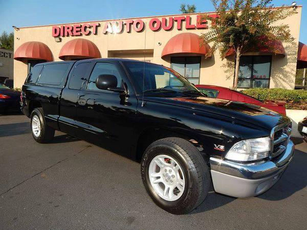 1998 *Dodge* *Dakota* SLT 2dr Extended Cab SB