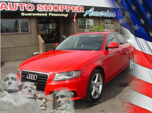 2009 *Audi* *A4* -YOU JOB IS YOUR CREDIT!!