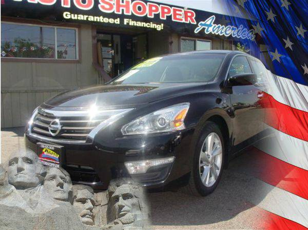 2013 *Nissan* *Altima* -YOU JOB IS YOUR CREDIT!!