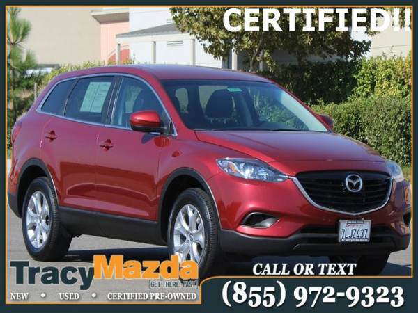 2015 Mazda CX-9 4D Sport Utility Touring