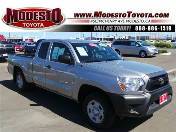 2015 Toyota Tacoma 2WD Access Cab I4 AT 4 Door Truck