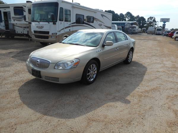 2007 BUICK LUCERNE (ONE OWNER AND ONLY 73000 MILES)