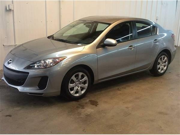 2013 *Mazda Mazda3* 4d Sedan i SV Auto NO CREDIT CHECK!