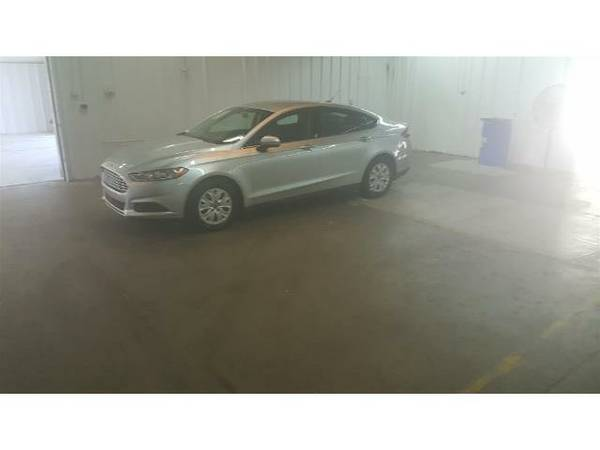 2013 *Ford Fusion* 4d Sedan S NO CREDIT CHECK!
