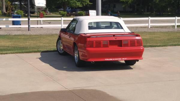 Mustang GT convert 1990