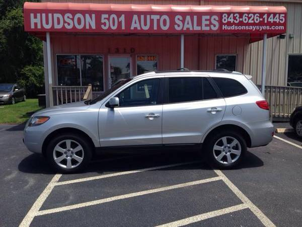 * 2007 Hyundai Santa Fe * BUY HERE PAY HERE