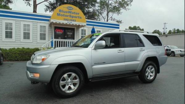 2004 Toyota 4Runner - Call