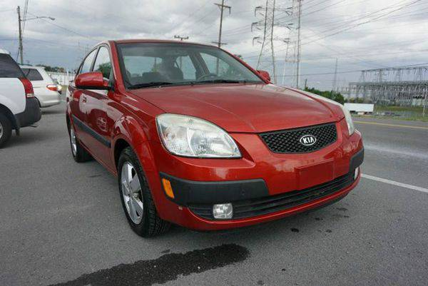 2008 *Kia* *Rio* SX 4dr Sedan (1.6L I4 4A) - CLEAN TITLE -