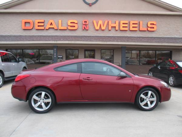 Amazing Deal! 2008 Pontiac G6 GT 2dr Coupe
