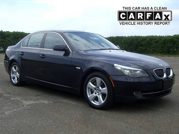 ► 2008 BMW 535xi - AWD, NAVI, SUNROOF, HEATED LEATHER, ALLOYS,...