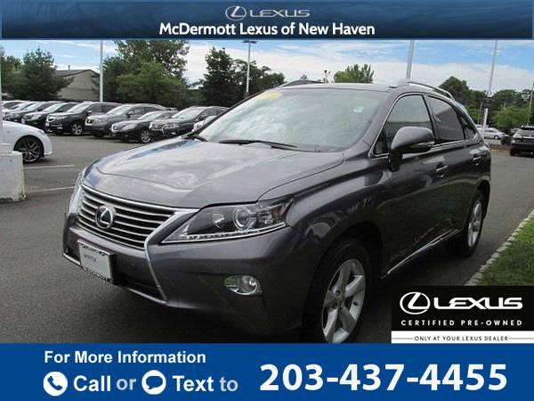 2015 *Lexus* *RX* *350* 25k miles