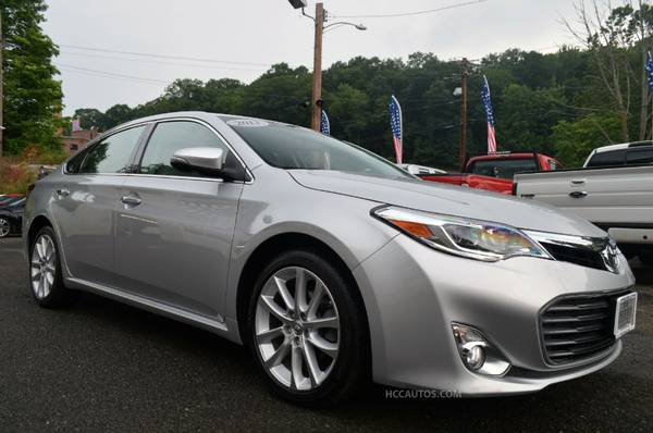 2013 Toyota Avalon*1 OWNER*NAV & BACK UP CAMERA*HEATED & COOLED SEATS