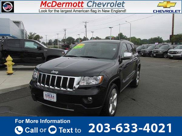 2013 *Jeep* *Grand* *Cherokee* *Limited* 40k miles