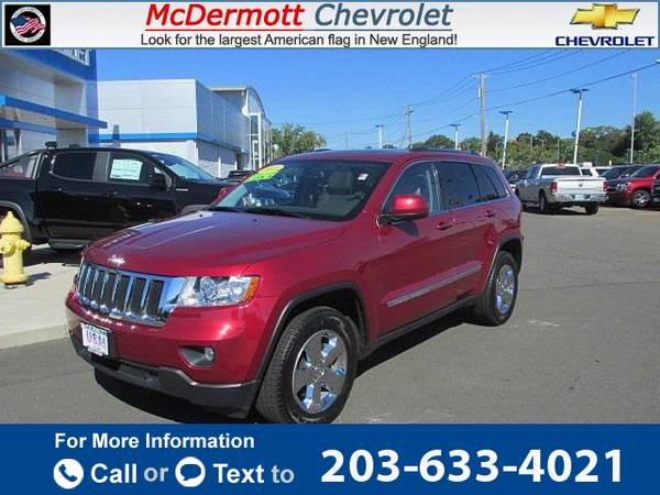 2013 *Jeep* *Grand* *Cherokee* *LARE* 36k miles