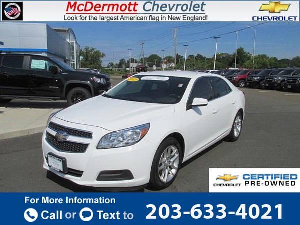 2013 *Chevrolet* *Chevy* *Malibu* *ECO* 37k miles
