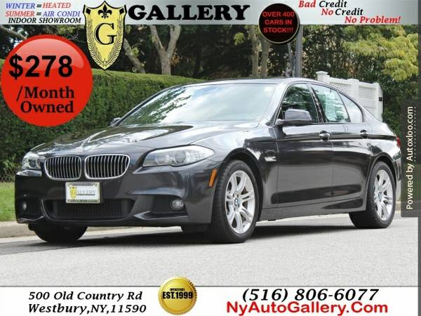 2013 Bmw 5 Series 528i Easy Finance