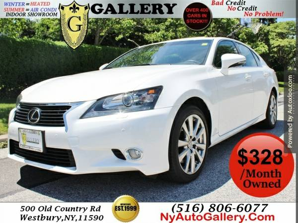 2013 Lexus Gs 350 Easy Finance Bad credit, No credit, No problem!