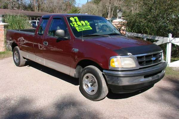 1997 FORD F150 XL-BLOWOUT SALE!- VISIT OUR WEBSITE