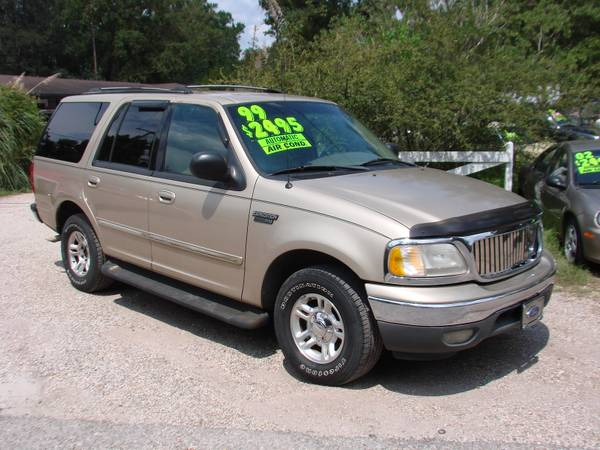 1999 FORD EXPEDITION XLT- REDUCED!-VISIT OUR WEBSITE