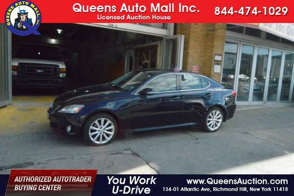 2009 Lexus IS 250 - *WE CAN FINANCE EVERYONE*