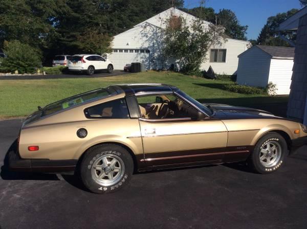 1983 *Datsun* 280ZX - $15975 (Oakdale, NY, LI)