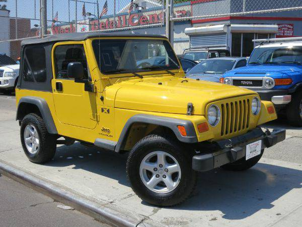 2006 *Jeep* *Wrangler* X RUST FREE CLEAN JEEP ✔ In Business...