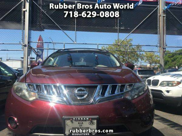 2010 *Nissan* *Murano* SL AWD -BUY HERE PAY HERE‼️