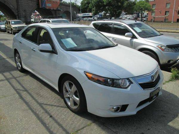 2012 *Acura* *TSX* Base w/Tech **Clean Carfax - Prestine Condition**
